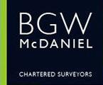 BGW McDaniel logo